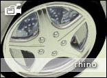 BMW Z3 Wheel - Rim: 1.díl