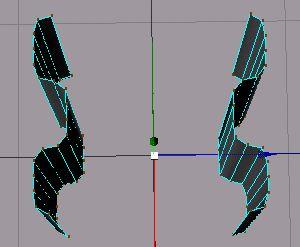 Nastavte si pohled tak aby jste byly připraveni na tvorbu polygonu