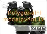 Polygonální modelování - 4. díl
