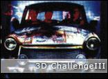 3dstudio challenge: round 3  - Trabi Tuning