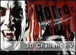 3dstudio challenge: round 5 - Horor