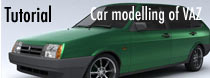Tutorial - Car modelling