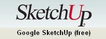 Google SketchUp (free)