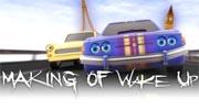 Animace Wake Up + Making of Wake Up