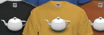 Teapot tričká