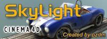 C4D - SkyLight Plugin