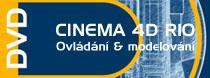 DVD C4D R10 - ovládání a modelování