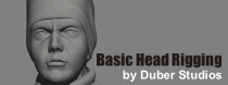 Basic Head Rigging by Duber Studios
