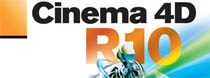CINEMA 4D R10 knižně