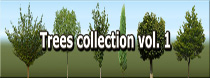 Trees texture collection vol.1
