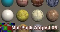 3d Kingdom Materials Pack