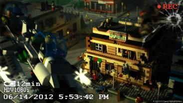Lego - City attack