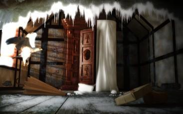 Enter to Narnia
