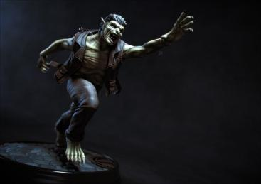Conall the werewolf