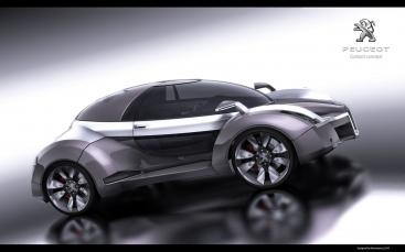 Peugeot Costard Concept