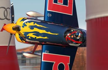 AixSponza: The Red Bull Air Race World Championshi
