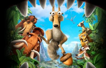 ICE AGE 3: Dawn of Dinosaurs - Third Trailer