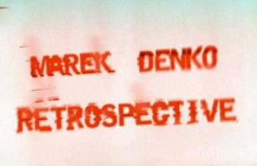 Marek Denko | Retrospective reel 2003 - 2010