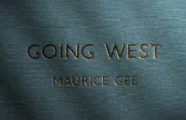 NZ Book Council - Going West